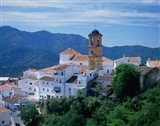 White Village of Algatocin, Andalusia, Spain