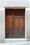 Traditional Door, Toledo, Spain