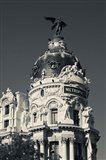Spain, Madrid, Centro Area, Metropolitan Building