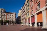 Spain, Burgos Province, Burgos, Plaza Mayor