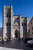 Avila Cathedral, Avila, Spain