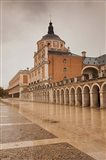 Spain, Madrid Region, Royal Palace at Aranjuez
