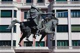 El Cid Statue, Burgos, Spain