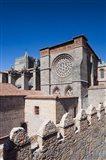 Las Murallas, Avila, Spain