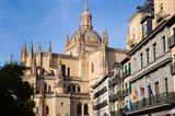 Spain, Castilla y Leon, Segovia Cathedral