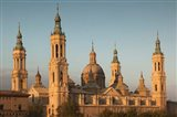Basilica de Nuestra Senora de Pilar, Zaragoza, Spain