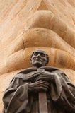 Statue of San Pedro de Alcantara, Caceres, Spain