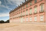 Spain, San Ildefonso, Real de Riofrio Palace