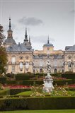Royal Palace of King Philip V, San Ildefonso, Spain