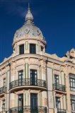 Harborfront Buildings, Llanes, Spain