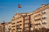 Waterfront Buildings, Santander, Spain