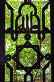 Moorish Window, The Alcazar, Seville, Spain