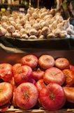Produce, Ribera Market, Bilbao, Spain