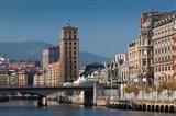 Riverfront Buildings, Bilbao, Spain