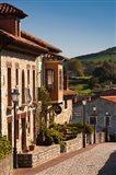 Medieval Town Buildings, Santillana del Mar, Spain