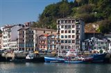 Commercial Fishing Port, Village of Pasai San Pedro, Spain
