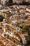 City View From Cerro de Santa Catalina, Jaen, Spain