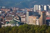 Spain, Bilbao, Parque Etxebarria Park