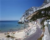 Catalan Bay, Gibraltar, Spain