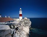 Lighthouse, Europa Point, Gibraltar, Spain
