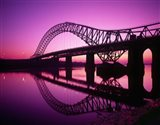 Runcorn Bridge, Cheshire, England