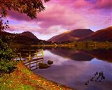 Grasmere in The Lake District, Cumbria, England
