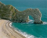Durdle Door in Lulworth Cove, Dorset, England