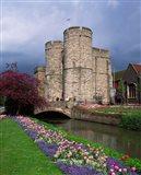 River Stour, Canterbury, Kent, England