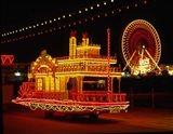 Show Boat and Blackpool Illuminations, Lancashire, England