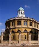 Sheldonian Theatre, Oxford, Oxfordshire, England