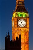 Big Ben Tower, House of Parliament, London, England