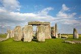Stonehenge (circa 2500 BC), UNESCO World Heritage Site, Wiltshire, England