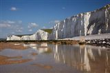 Seven Sisters Chalk Cliffs, Birling Gap, East Sussex, England