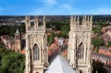 York Minster Cathedral, City of York, North Yorkshire, England