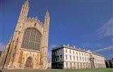Cambridge Kings College, Cambridgeshire, England