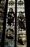 Cathedral, Anglers Window, Winchester, England