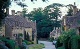 Village of Stanton, Cotswolds, Gloucestershire, England