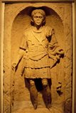 Tombstone of Roman Centurion, Colchester Museum, Essex, England