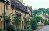 Village of Snowshill, Cotswolds, Gloucestershire, England
