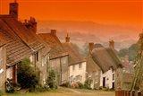 Shaftesbury, Gold Hill, Dorset, England