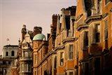 Buildings of Upper Grosvenor Street, Mayfair, London, England