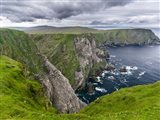 Hermaness National Nature Reserve On Unst Island Shetland Islands