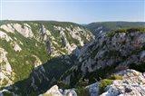Gorge of Zadiel in the Slovak karst, Slovakia