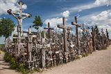 Lithuania, Siauliai, Hill of Crosses, Christianity III