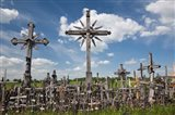 Hill of Crosses, Siauliai, Central Lithuania, Lithuania I