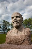 Lithuania, Grutas Park, Statue of Lenin I