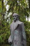 Lithuania, Grutas Park, Statue of Felix Dzezhinsky