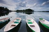 Lake Galve, Trakai Historical National Park, Lithuania I