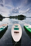 Lake Galve, Trakai Historical National Park, Lithuania III