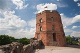 Lithuania, Vilnius, Gediminas Hill, Gedimino Fort